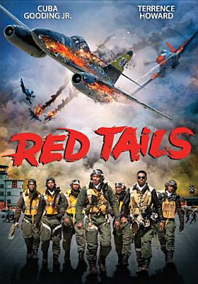 RED TAILS BY HOWARD,TERRENCE (DVD)