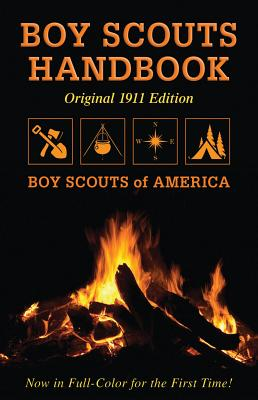 Boy Scouts Handbook By Boy Scouts of America (COR)